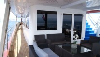 ROYAL ELEGANZA - Aft deck
