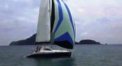 Sailing Catamaran RUBY