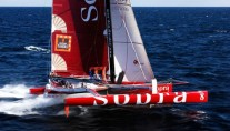 Racing Trimaran SOPRA - Sailing 3
