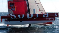 Racing Trimaran SOPRA - Sailing 4