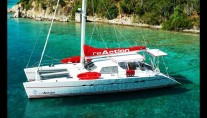 ReAction - Crewed Sailing Catamaran