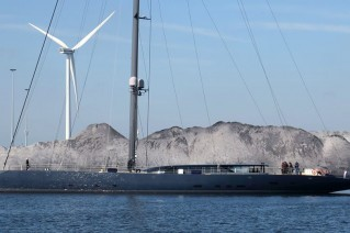 Recently launched Sailing yacht Ngoni. Photo Dutch Yachting