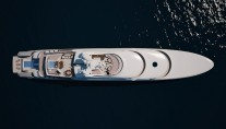 Red Square from Above  - Image courtesy of Dunya Yachts