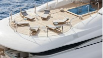 Relaxation and fun aboard 70m Rossinavi NUMPTIA yacht designed by Tommaso Spadolini