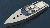 Rendering of VanDutch 70 Yacht