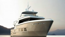 Rendering of the 24m Drettmann Explorer 24 Yacht