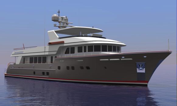 Motor Yacht ANODYNE (Ex Boundless)
