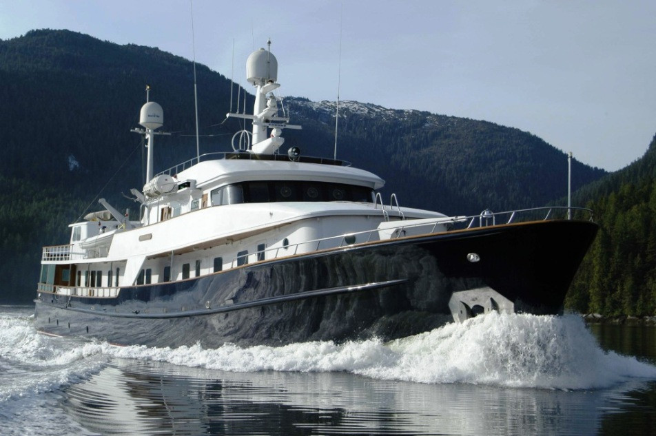 Expedition Yacht Revelation Motor Yacht