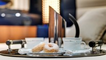 Riva 68 Yacht SPACE - Breakfast details