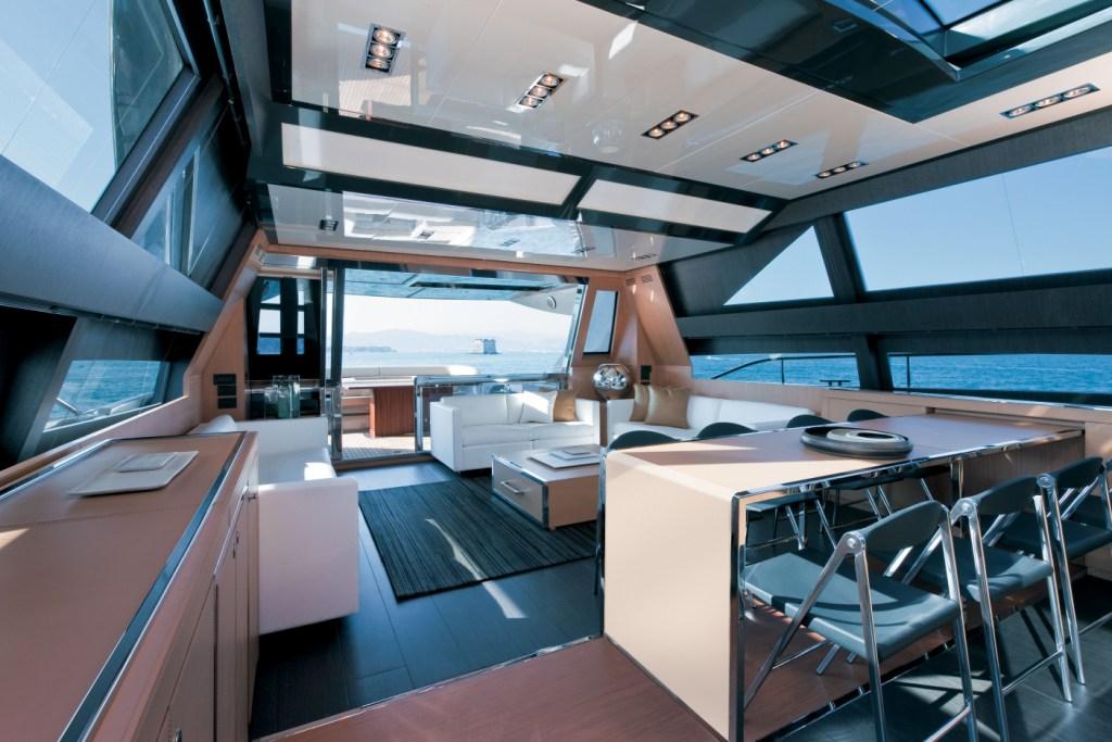 Yacht Riva 86 Domino Riva Yachts Charterworld Luxury