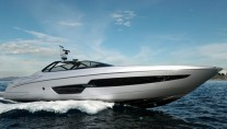 Riva 88 Miami superyacht underway-001