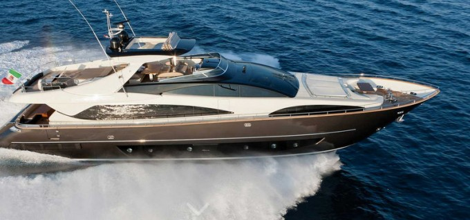 Motor yacht ANYTHING GOES IV