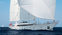 Rosehearty superyacht by Perini Navi - design by Ron Holland