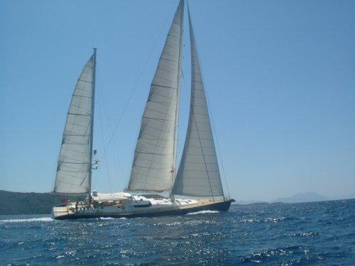 Rosinante Of Notika Notika Sailing Yacht
