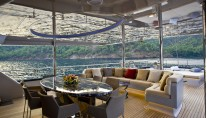 Royal Craft superyacht 60 Years - Aft Deck