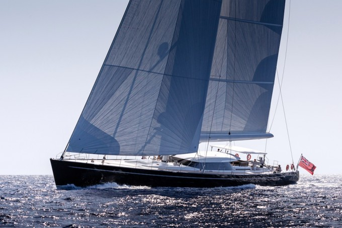 Sailing Yacht SEA EAGLE