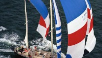 Royal Huisman Yacht FLYER - Image credit to PPL Photo Agency