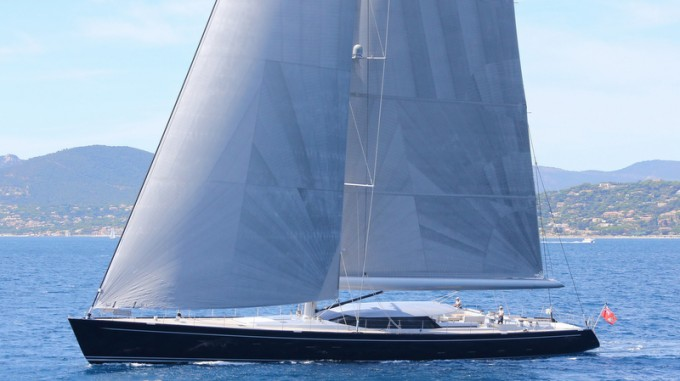 Sailing Yacht Blue Papillon (hull 391)