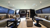 Rush Superyacht - Main Saloon