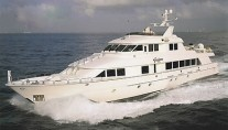 Hatteras Charter Yachts in New York