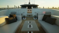 SAHANA - Foredeck seating