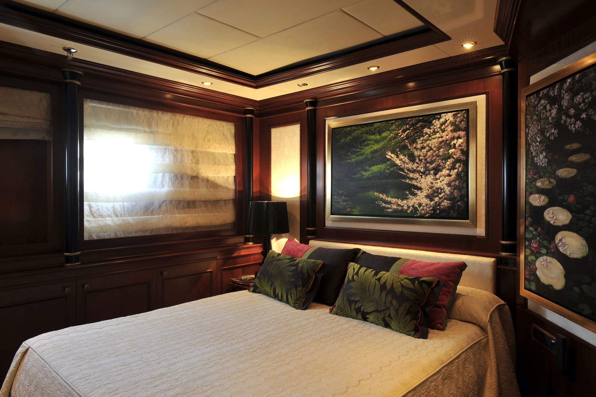 Arrafiq guest cabin luxury yacht browser by for By the cabin catamaran charters