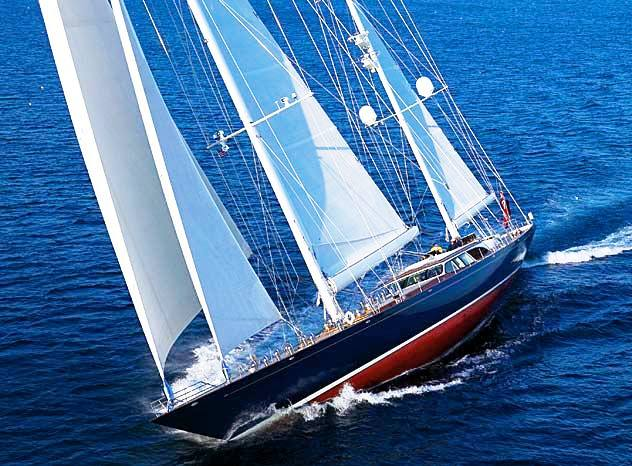 yachting in the UK