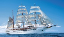 SEA CLOUD - a 110m Classic yacht