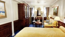 SEA CLOUD yacht - accommodation