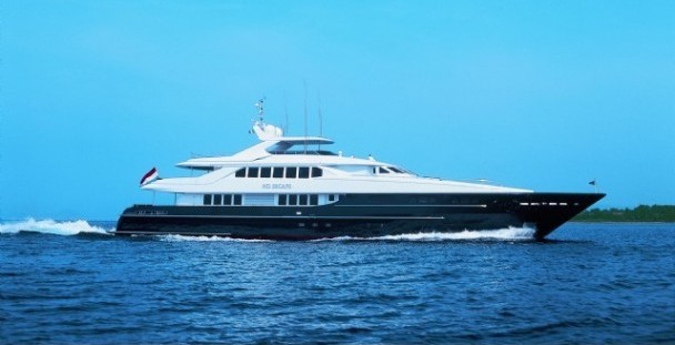 Motor yacht SEA DWELLER
