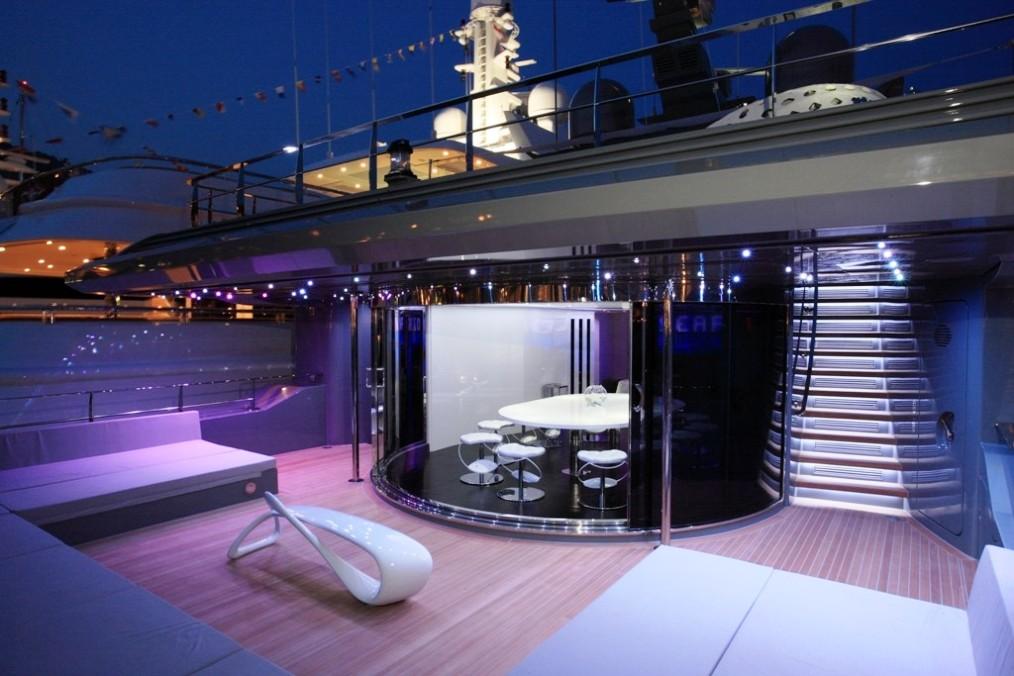 Yacht Sea Force One Superyacht Charterworld Luxury