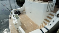 SEA LEGEND - Aft Dining and Swim Platform