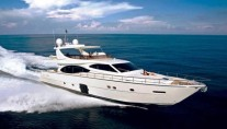 Ferretti Charter Yachts in South Africa