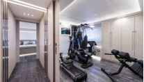 SEAFIRE superyacht - Gym