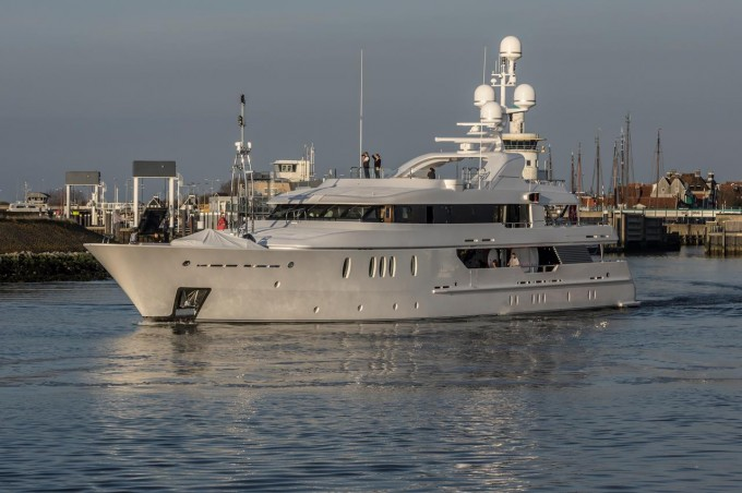 Motor Yacht Seahorse (ex Tigre D´Or)