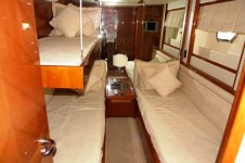 SEAS THE MOMENT - Twin With Pullman Bunks