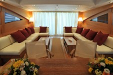 SENSE - Salon looking Aft