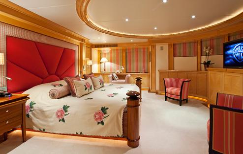 SEVEN SEAS -  Master Cabin