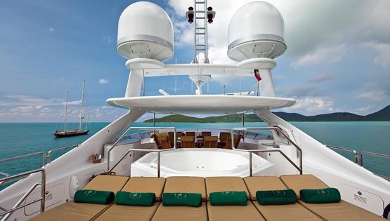 SEVEN SEAS -  Sundeck Sunpads