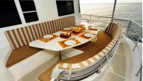 SILVIA M -  External Dining area