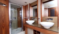 SIMPLE PLEASURE - Ensuite credit Sunseeker Yachts