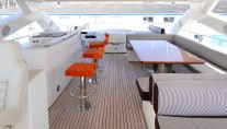SIMPLE PLEASURE - Sundeck credit Sunseeker Yachts