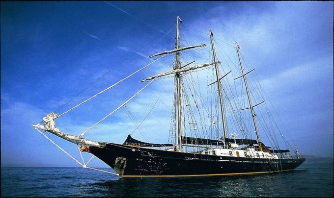 Tall Ship SIR WINSTON CHURCHILL