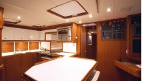 SKIP N BOU yacht - Galley