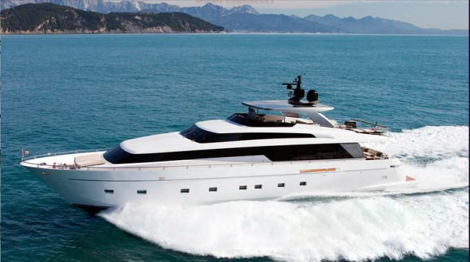 Superyacht SL 100 New by SANLORENZO