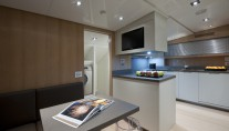 SL96 Special Edition Yacht - Galley