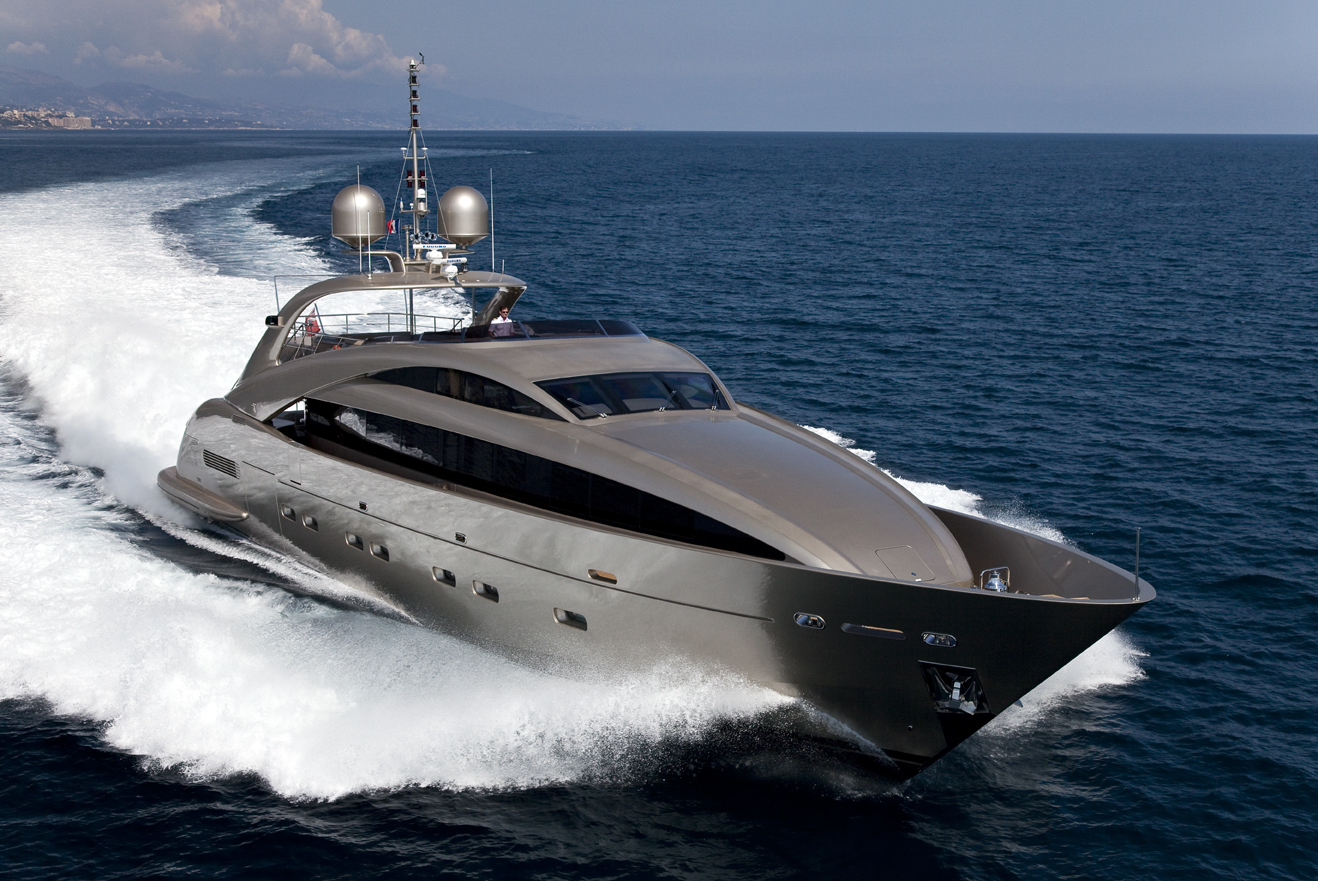 soiree yacht charter details  37m isa yachts 120 motor yacht