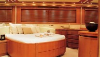 SPIRIT OF ZEN - master cabin (sistership)