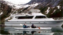 Delta Charter Yachts in British Columbia