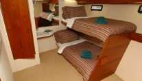 SUMDUM - Twin bunk cabin